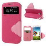 Чехол Книжка Roar Для Samsung S5 (Розовый)