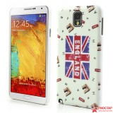 Пластиковая накладка Великобритания для Samsung N9000 Galaxy Note 3