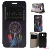 "Чехол Книжка Bruno "" Ловец Снов"" Для Samsung Galaxy J2 Duos J200 (Тип 3)"
