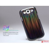 Чехол Nillkin Dynamic Color для Samsung i9300 Galaxy S3 (черный)