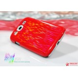 Чехол Nillkin Dynamic Color для Samsung i9300 Galaxy S3 (красный)