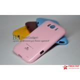 Полимерный TPU чехол для HTC Sensation XL X315E Mercury (розовый)