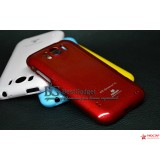 Полимерный TPU чехол для HTC Sensation XL X315E Mercury (красный)
