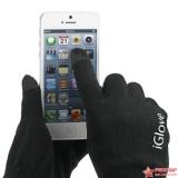 Емкостные перчатки IGlove для сенсорных дисплеев(черный)