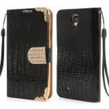 Кожаный Чехол Книжка Fimor Для Samsung Galaxy S5 (Черный)