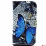 Чехол Книжка Bruno Для Samsung I9500 Galaxy S 4 (butterfly)