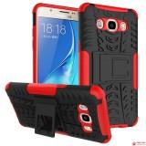 Противоударный Чехол-Трансформер Для Samsung Galaxy J7 2016 Duos SM-J710F (Красный)