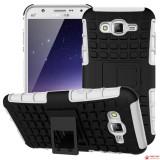 Противоударный Чехол-Трансформер Для Samsung Galaxy J7 SM-J700H (Черно-белый)