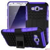 Противоударный Чехол-Трансформер Для Samsung Galaxy J7 SM-J700H (Фиолетовый)