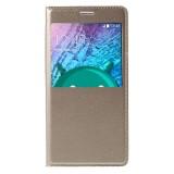 Чехол Книжка Folio Для Samsung Galaxy J5 SM-J500H (Золото)