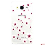 Полимерный TPU Чехол Для Samsung Galaxy J7 SM-J700H (Тип 2)
