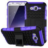 Противоударный Чехол-Трансформер Для Samsung Galaxy J7 2016 Duos SM-J710F  (Фиолетовый)