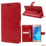 Чехол Книжка Goospery Mercury Для Samsung Galaxy J7 2016 Duos SM-J710F (Красный)