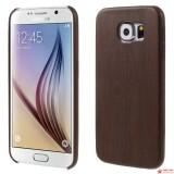Полимерный TPU Для Samsung Galaxy S6 (Темно-Коричневый)