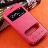 Чехол Книжка Textil для Samsung Galaxy Core Prime G360H/G361H (Розовый)