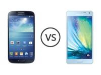 Сравнение моделей телефонов Samsung A5 и Samsung S4